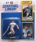 1990 STARTING LINEUP - SLU - MLB - WILL CLARK - GIANTS - (BAT IN HAND)