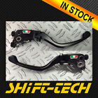 ST687/8 TWM BRAKE  + CLUTCH LEVER FOLDING DUCATI V4 V2 V4S 899 1199 1299 MONSTER
