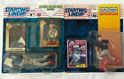 Starting Lineup Gregg Jefferies Ray Lankford Cardinals 1993-1994 Action Figures