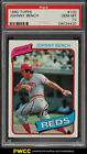 1980 Topps Johnny Bench #100 PSA 10 GEM MINT (PWCC)