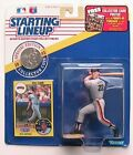 1991 STARTING LINEUP - SLU - MLB - WILL CLARK - SAN FRANCISCO GIANTS