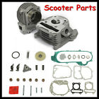 GY6 50mm Big Bore Performance Cylinder Kit Fit 100 50cc 139QMB Chinese Scooters