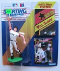 1992 STARTING LINEUP - SLU - MLB - WILL CLARK - SAN FRANCISCO GIANTS