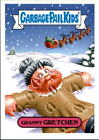 2016 Topps Garbage Pail Kids Christmas Cards 13