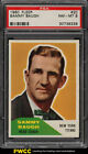 1960 Fleer Football Sammy Baugh #20 PSA 8 NM-MT (PWCC)