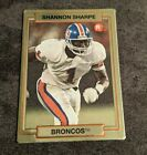 Shannon Sharpe Cards, Rookie Card and Autographed Memorabilia Guide 12
