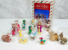 NEW House of Lloyd CHILDS 1st NATIVITY SET 16 PC Christmas Holy Family PVC Toys