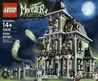 LEGO Monster Fighters HAUNTED HOUSE 10228 NEW Set 2064 pcs 2012 GENUINE USA