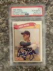 Andy Pafko Cards and Autograph Memorabilia Guide 36