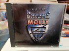 CHROME MOLLY Angst (CD, 1988, I.R.S. Metal) IRSD-42199