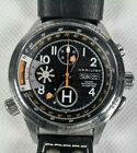 Hamilton Khaki Aviation X-Copter Automatik Chronograph Box und Papiere