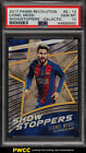 2017 Panini Revolution Showstoppers Galactic Lionel Messi #S-13 PSA 10 (PWCC)