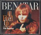 PAT BENATAR -  All Fired Up - The Very Best of Pat Benatar (2CD Greatest Hits)