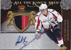 11-12 Crown Royale Alex Ovechkin 25 Auto PRIME Jersey All The King's Men 2011