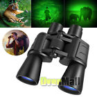 Day+Night 100X180 HUGE Power Zoom Military Grade Hunting Binoculars w Pouch 2020