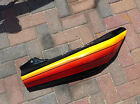 YAMAHA RD500LC RZ500 1GE 47X SEAT COWL LEFT & RIGHT TAIL FAIRINGS (DAMAGED)