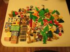 Thomas & Friends COMPATIBLE Wooden Accessory LOT OVER (50) BRIO and other brand