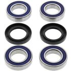 All Balls Racing Rear Wheel Bearing Kit - 25-1592 Cagiva V RAPTOR 650 4 2004