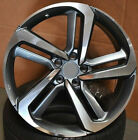 20 InchGun Metal Wheels Fits Honda Accord Ex Lx Civic 20x80 5x1143 Set 4