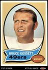 1970 Topps Football Cards 3