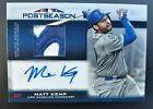 Matt Kemp Cards, Rookie Cards and Autographed Memorabilia Guide 10