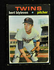 Bert Blyleven Cards, Rookie Cards and Autographed Memorabilia Guide 10