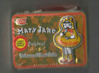 MaryJane Mini Lunch Box Tin Collectible Candy Advertising Lunchbox SEALED