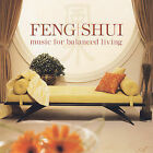 Feng Shui:Music for Balanced Living by Daniel May(CD) W or W/O CASE