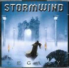 Legacy by Stormwind 2CDs 2004 MAS CD0411 Combined Shipping