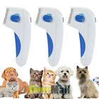 3x Electric Flea Comb Great for Dogs  Cats Pet Brush Safe Useful US Stock
