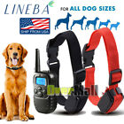 1000 Yards Pet Dog Shock Training Collar Remote Waterproof Electric For 1 2 Dog