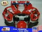NT Injection Fairing Fit for 2002 2003 Honda CBR 954RR Black Red Bodywork f001