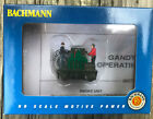 Bachmann Trains HO Scale Gandy Dancer Operating Hand Car in Green # 46223