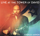 Joshua Aaron • Live At The Tower Of David CD 2019 Worship In Israel  •• NEW ••