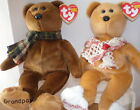 TY Grams + Gramps Beanie Baby Bears Retired New Ty Store Exclusive