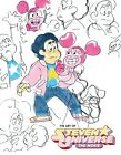 The Art of Steven Universe The Movie PAPERBACK 2020 by Cartoon Network