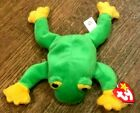 Ty Beanie baby Smoochy 1997 With Tag Errors in Excellent Condition