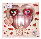 PEZ Candy Dispenser: SILLY & HAPPY HEARTS - Valentines Day 2020 BOX of Two Disp.
