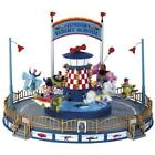 Lemax ~ Junior Flight School Village Carnival Ride