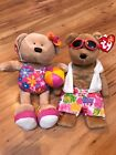 2006 Ty Beanie Baby Collectible Set. Miami and Wailea. Mint Condition.