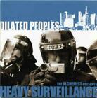 Dilated Peoples: Heavy Surveillance PROMO w/ Artwork MUSIC AUDIO CD remix Missy
