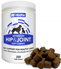 Glucosamine Chondroitin for Dogs 250 Training Size Dog Treats Daily Chewable Dog