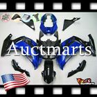 For Kawasaki Ninja 650 ER-6F 2012-2015 13 14 Injection Mold Fairing Kit 3z5 XB