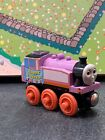 EASTER ROSIE - THOMAS & FRIENDS TRAIN ENGINE WOODEN RAILWAY WOOD - RARE LIMITED