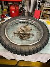 Honda SL125 Rear Wheel 18in Rim 1972 SL125  125 AHMRA VINTAGE