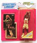 1993 ROOKIE STARTING LINEUP - SLU - NBA - GLEN RICE - MIAMI HEAT