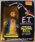E.T. Extra Terrestrial POSEABLE Talking ACTION ET Figurine LJN Figure SPIELBERG