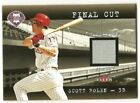 Scott Rolen Cards, Rookie Cards and Autographed Memorabilia Guide 12