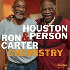 PERSON,HOUSTON / CARTER,RON-CHEMISTRY CD NEW