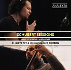 SLY,PHILIPPE / BRITTON-SCHUBERT SESSIONS: LIEDER WITH GUITAR CD NEW
